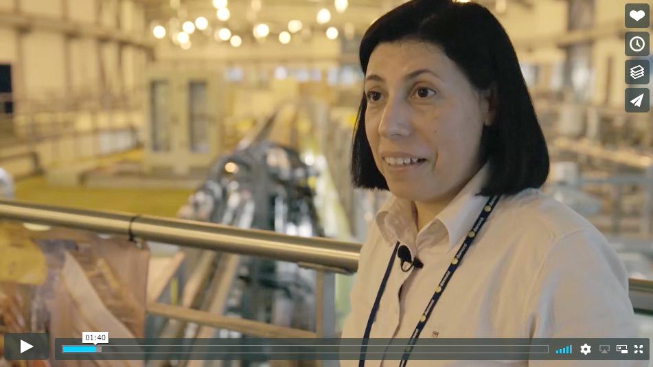Screenshot from documentary
