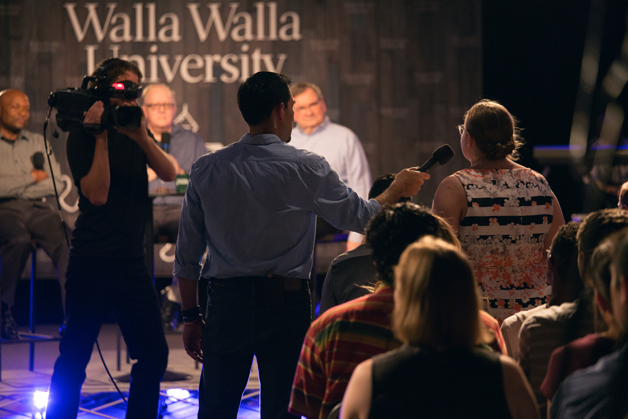 ITTO Walla Walla University Facebook Live show