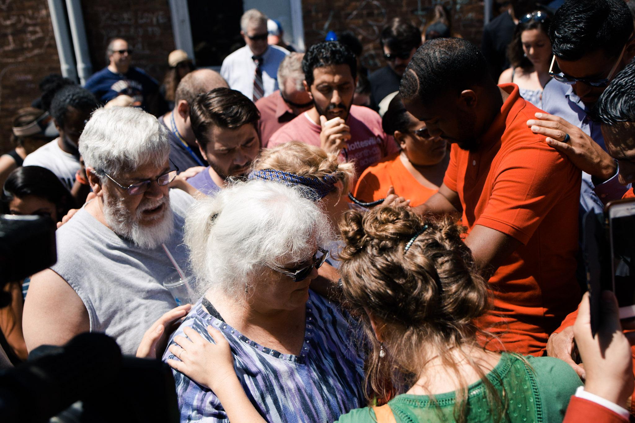 prayer rally