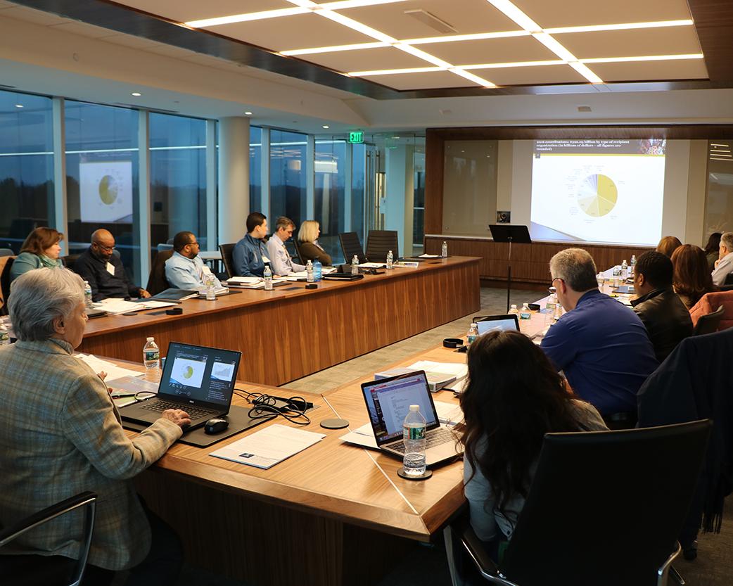 PSI MAP February 2018 meeting