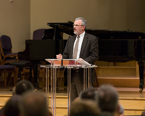 Seventh-day Adventist Theological Seminary worldview symposium speaker