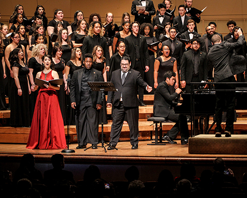 A Night at the Meyerson 2019