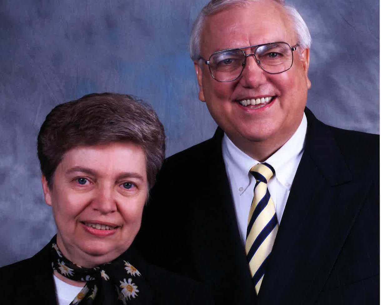 Don and Marti Schneider circa 2005