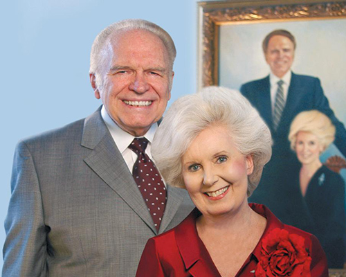 Malcolm and Hazel Gordon