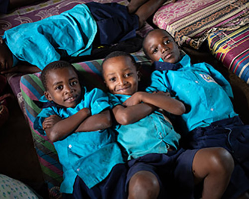 Uganda ADRA school