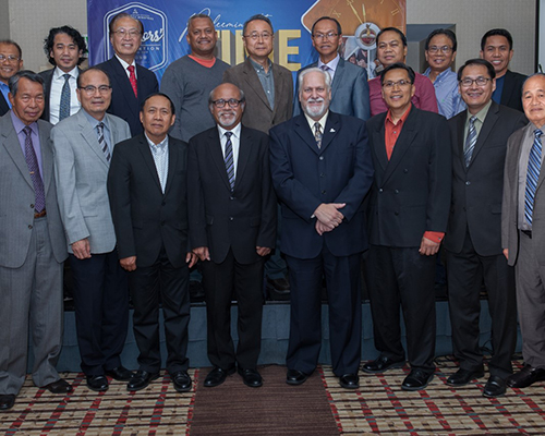 NAD Asian-Pacific pastors in Pacific Union