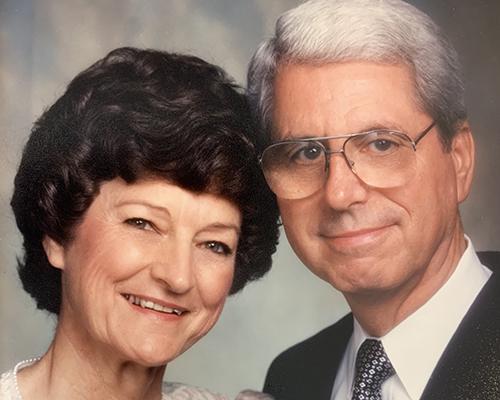 Al and Frances McClure