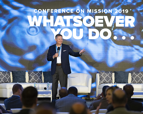 AdventHealth Conference on Mission 2019