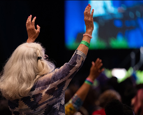 Praise at NAD Women's Convention 2019