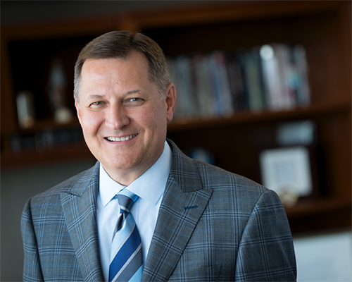 Terry Shaw, AdventHealth President/CEO