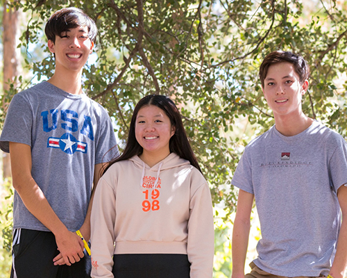 Three students awarded La Sierra scholarship