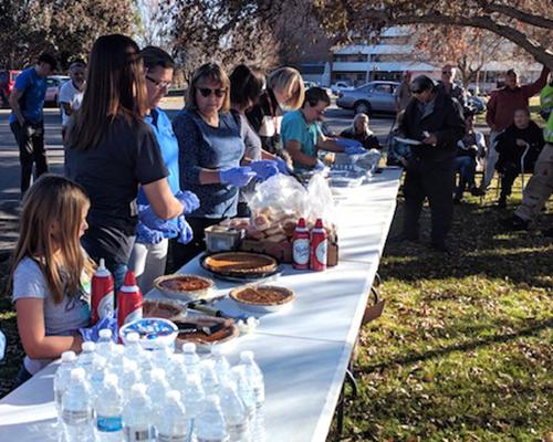 pueblo church feeding story