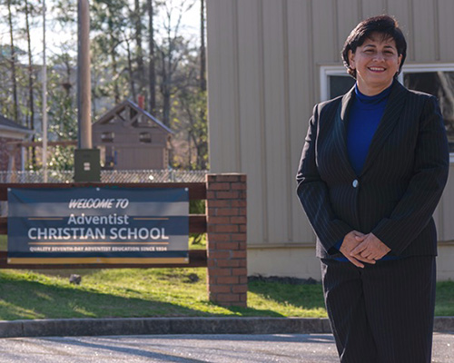 Adventist School in Augusta, Georgia