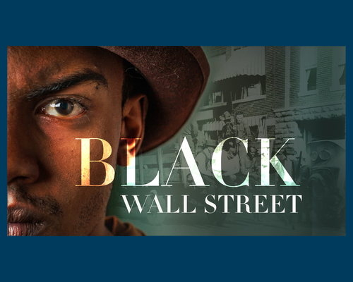 Black Wall Street from It Is Written