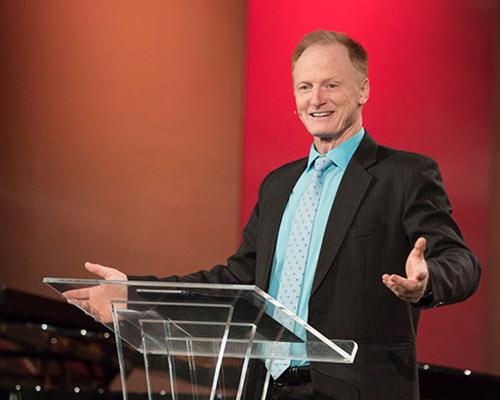 John Bradshaw hosts online evangelistic event