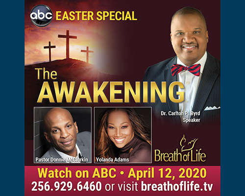 Breath of Life - The Awakening broadcast