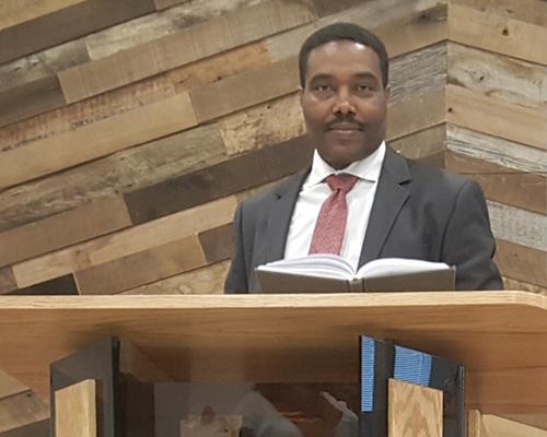Pastor Desta Gelgelu