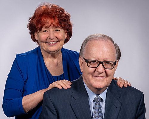 Daniel R. and Donna Jackson