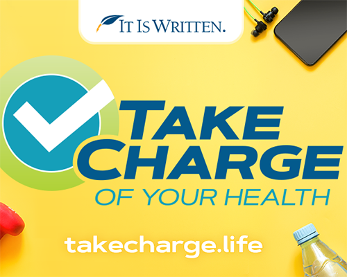 Take Charge by It Is Written