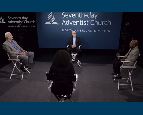 Conversation on racism and Adventism with NAD officers