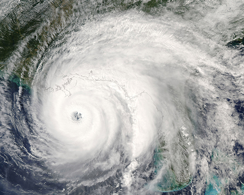 stock photo of hurricane