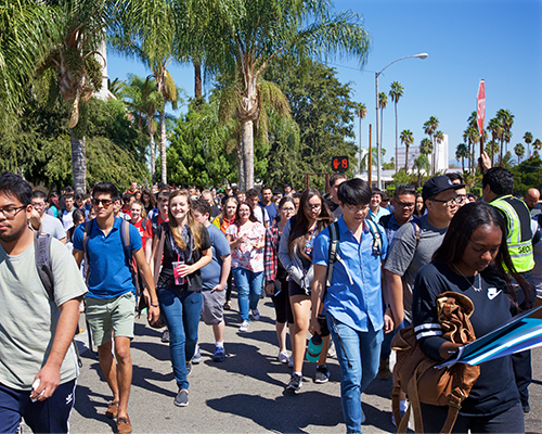 La Sierra University is ranked No. 1 in the nation for its diverse environment by the Wall Street Journal/Times Higher Education annual college ranking.