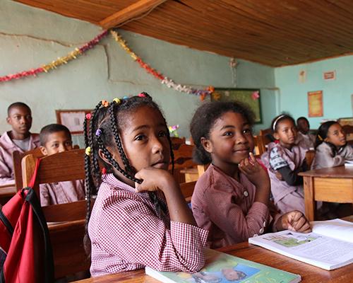 ADRA - Classroom