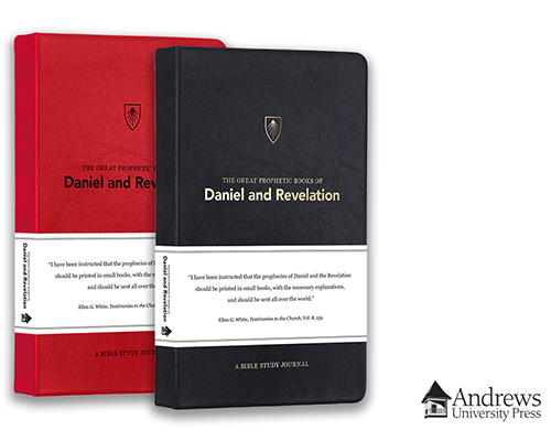 Andrews study book on Daniel and Revelation