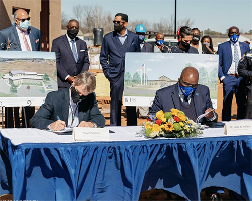 Oakwood health signing