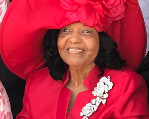 Mildred P. Johnson