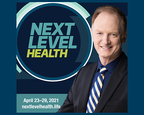 It Is Written Next Level Health graphic