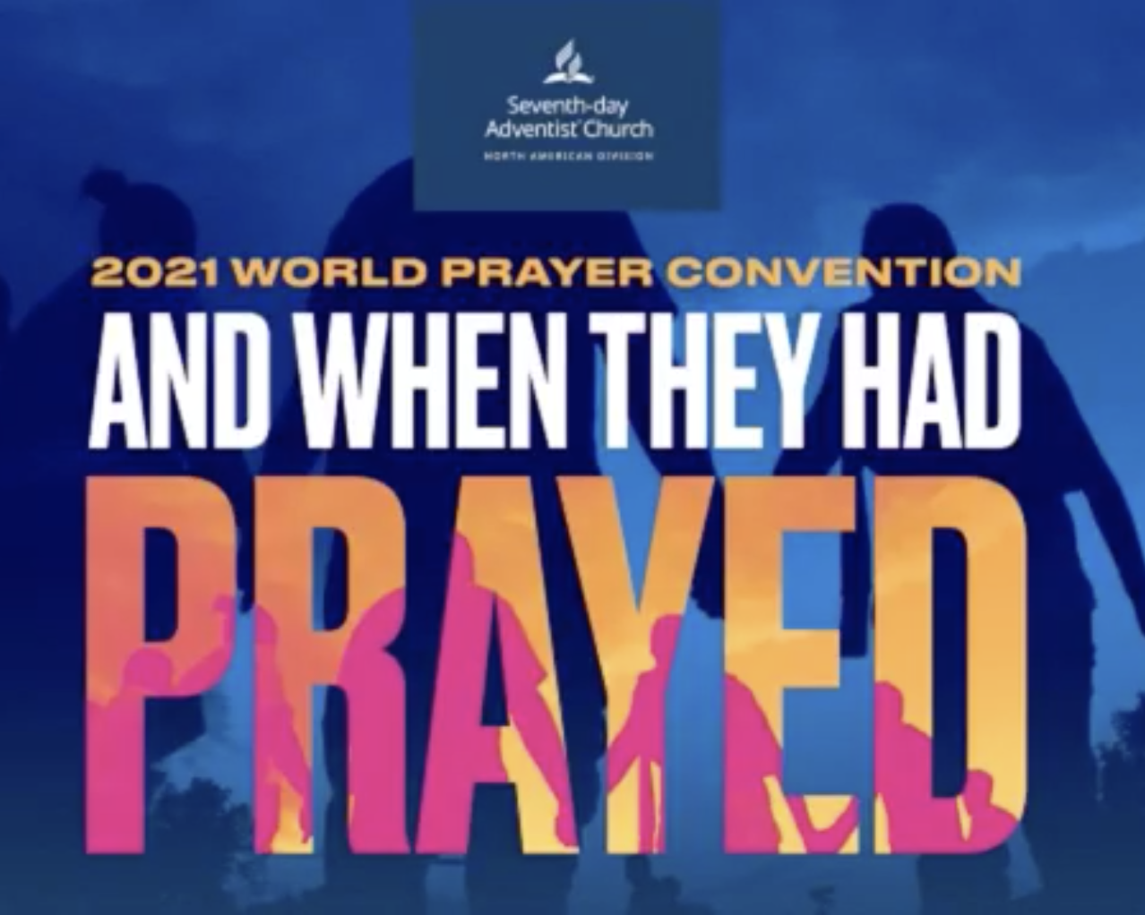 2021 World Prayer Convention Logo