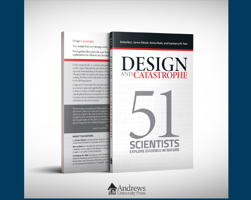 new science book published by Andrews University Press