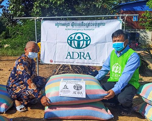ADRA Canada in Cambodia