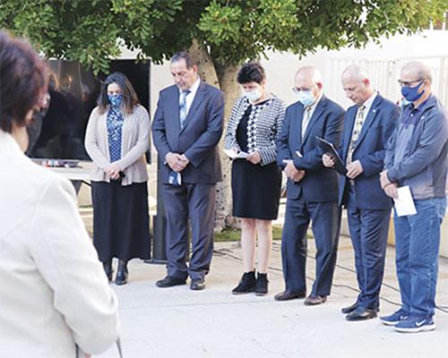 Armenian congregation becomes a company in California