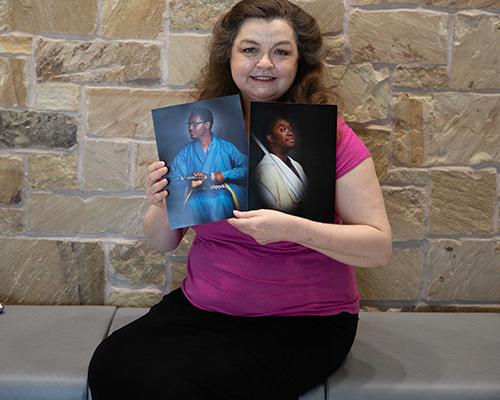 Christine Weis SWAU alumna