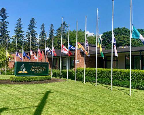 Seventh-day Adventist Church in Canada headquarters