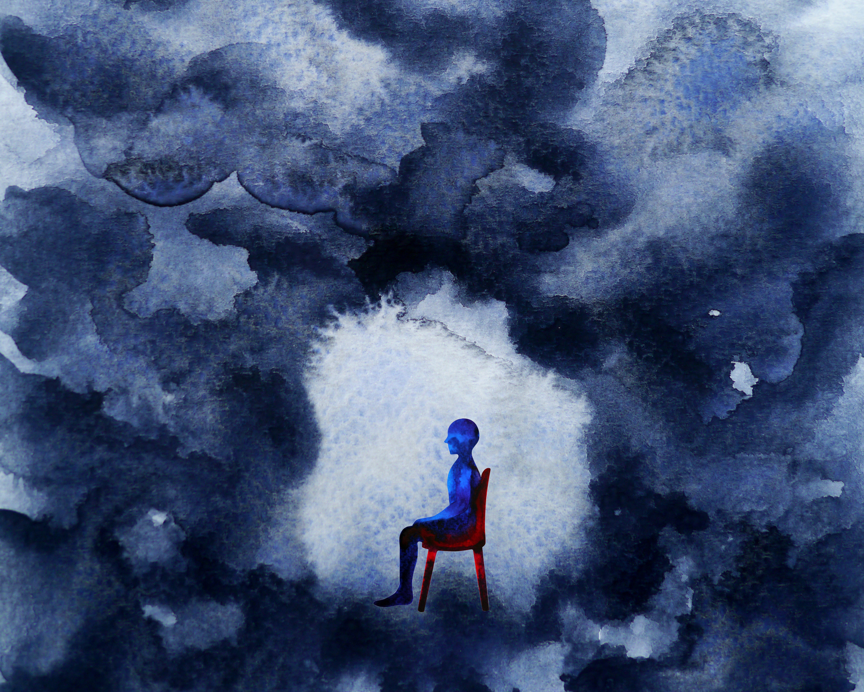 mental health awareness illustration