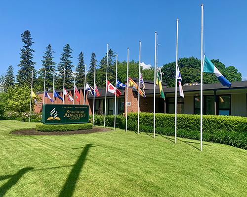 Adventist Church in Canada headquarters
