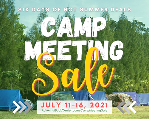 Pacific Press camp meeting sale 2021