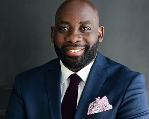 Debleaire Snell, speaker/director of Breath of Life Ministries
