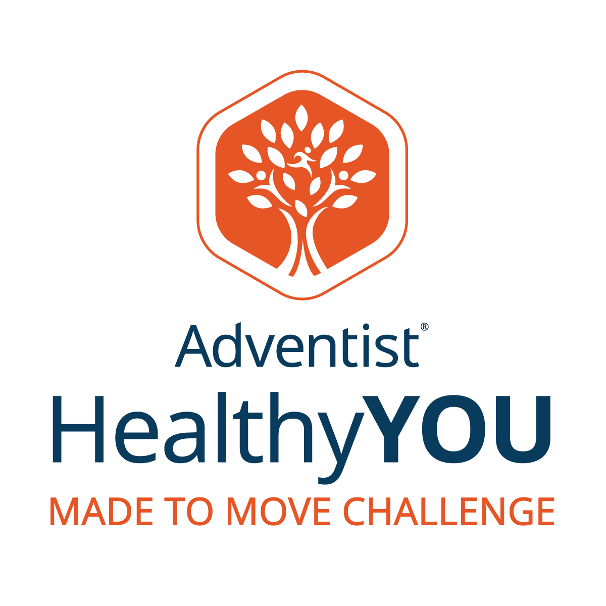 Adventist HealthyYOU Made to Move Challenge
