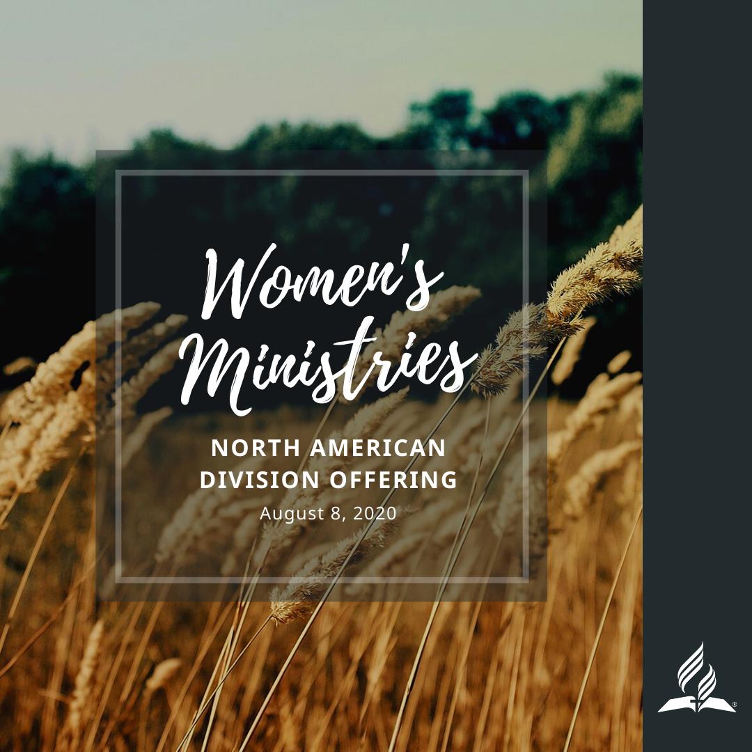 Women's Ministry Offering 2020