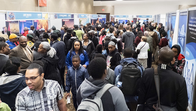 More than 1000 people attended the 2019 Earth Day Summit, organized by the Ontario Conference of the Seventh-day Adventist Church on April 21, 2019 at The International Centre, in Mississauga, Ontario, Canada. ©2019 North American Division/Dan Weber