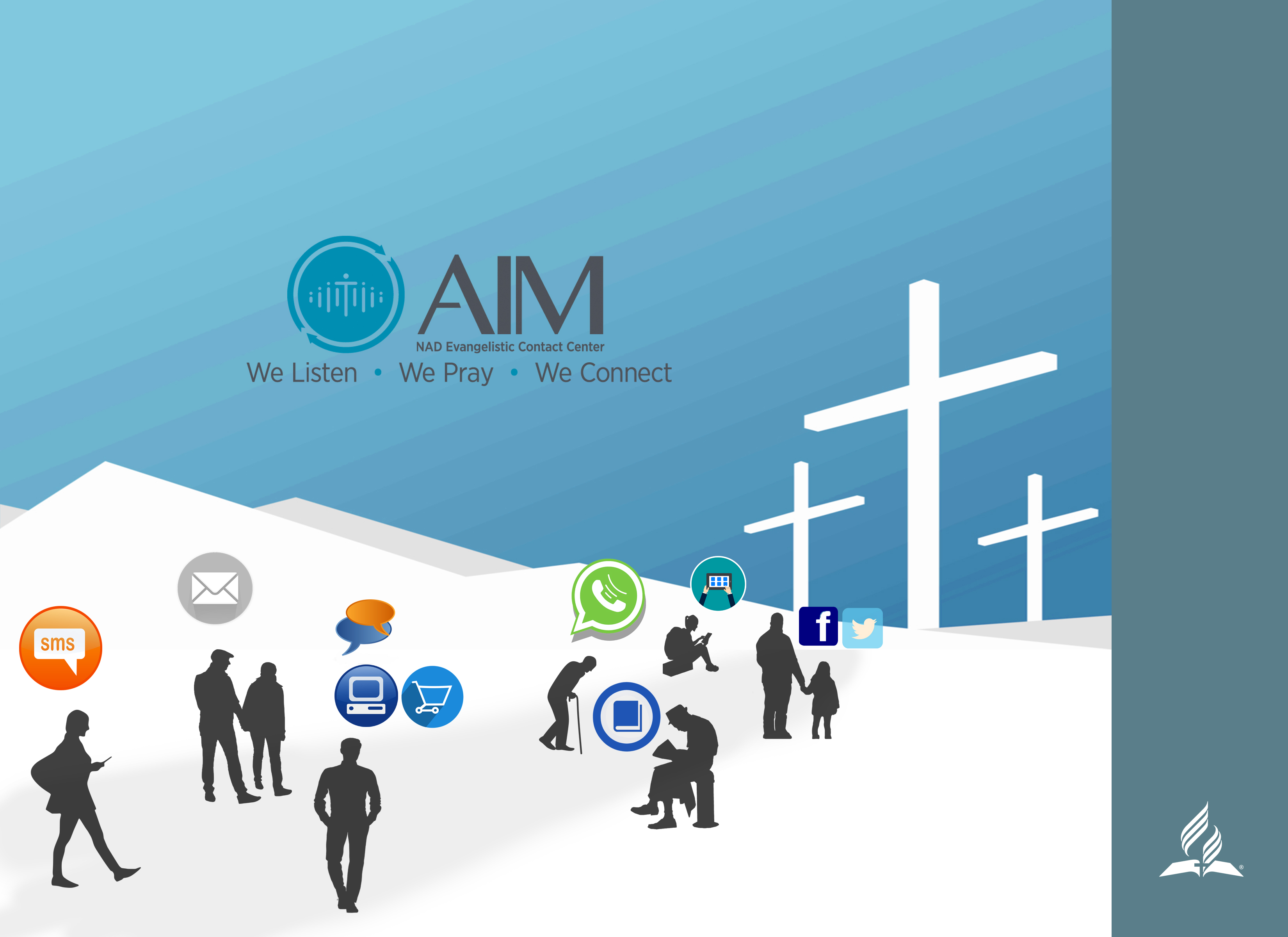 AIM Journey to the Cross story