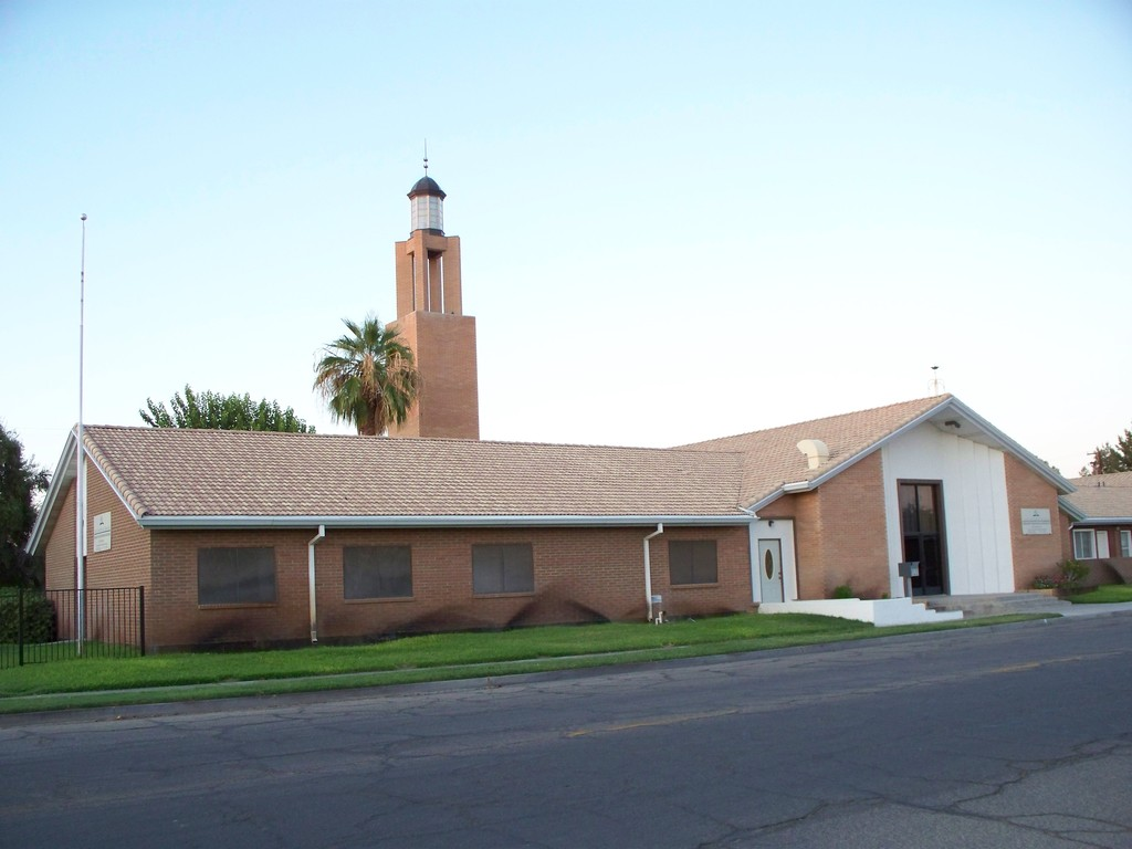 NAD image of Blythe Central Church