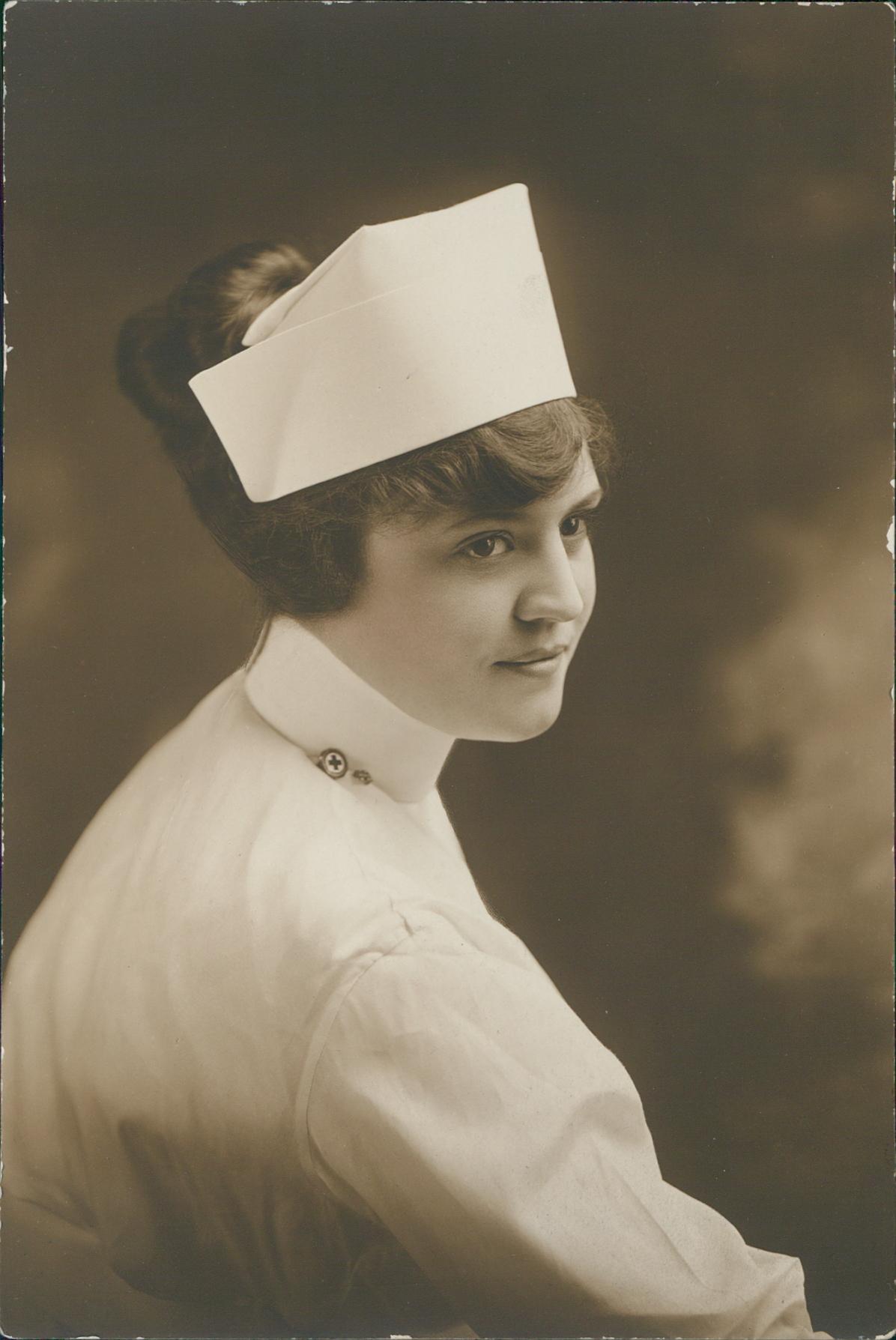 nurse Bernice, upon graduation