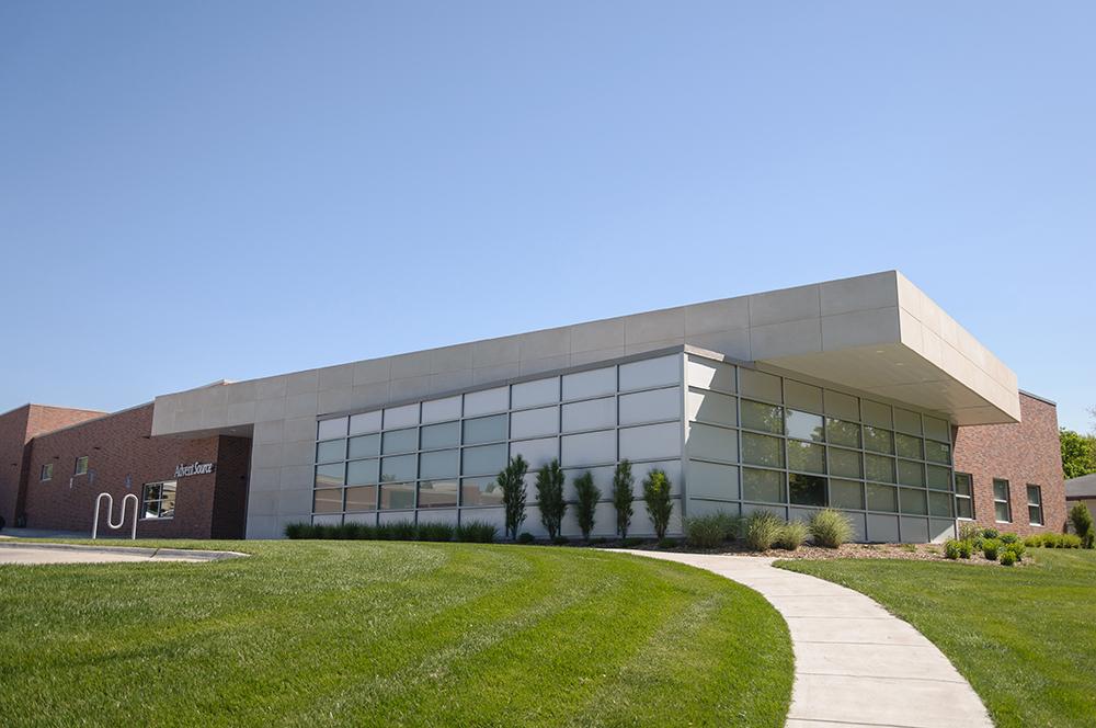 AdventSource building in Lincoln, Nebraska