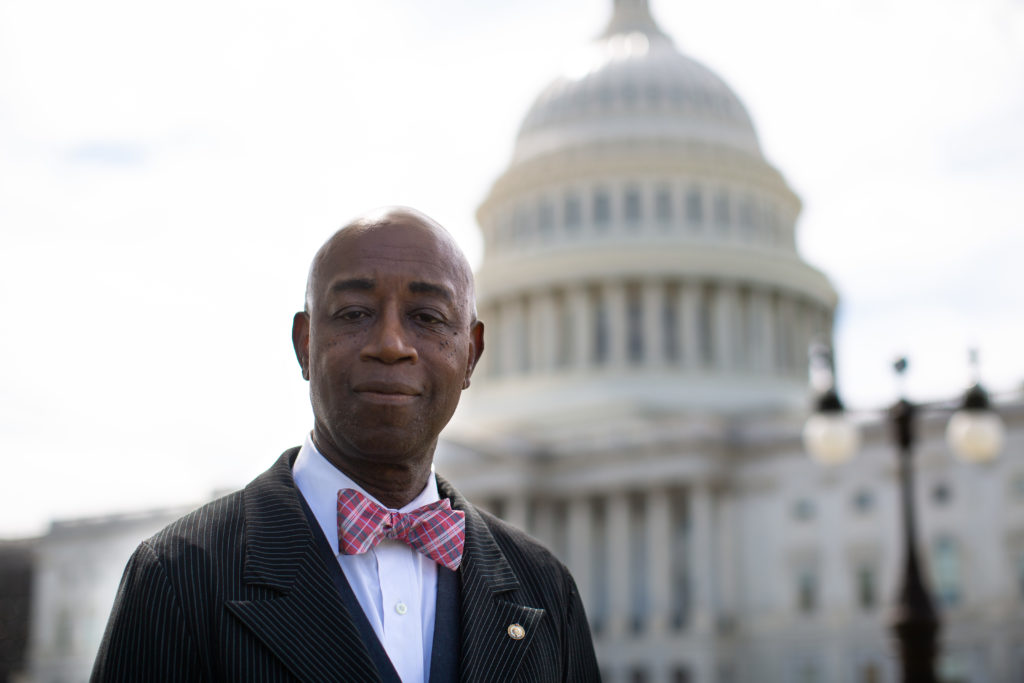 Chaplain Barry C. Black