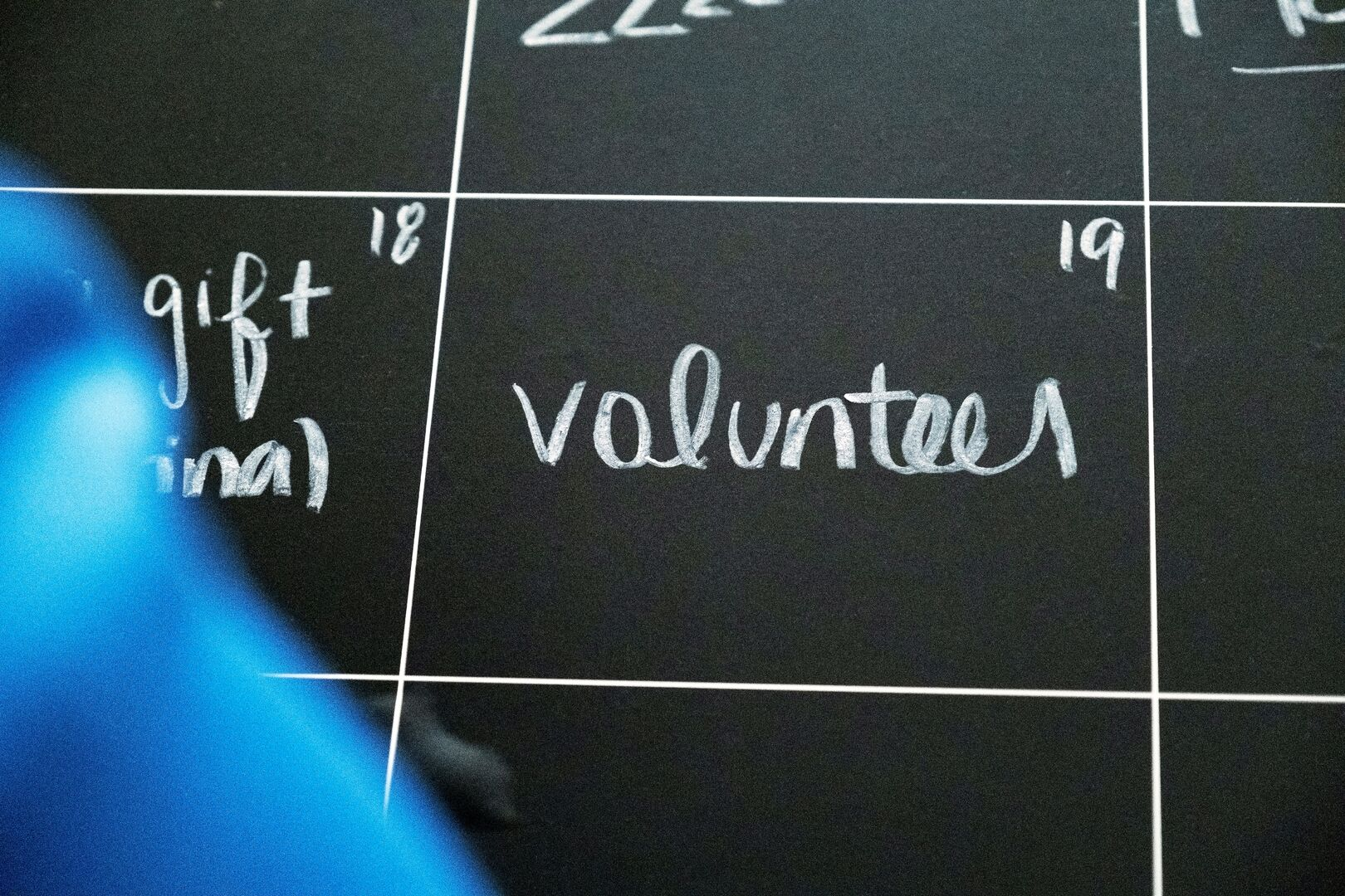 Volunteering your time in service to others is one of the 21 activities in the Feel Whole Challenge.
